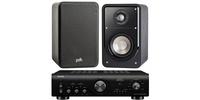 DENON PMA800 + POLK S15