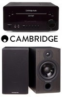 EQUIPO CAMBRIDGE ONE + ALTAVOCES SX50