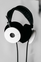 GRADO THE WHITE HEADPHONE