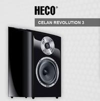 HECO Celan Revolution 3 (pareja)