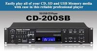 LECTOR CD TASCAM CD200SB