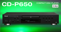 LECTOR CD TEAC CDP650