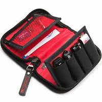 MAGMA DIGI STICK CASE black/red