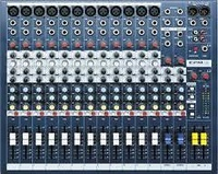 MEZCLADOR SOUNDCRAFT EPM12