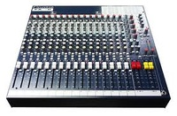 MEZCLADOR SOUNDCRAFT FX16 II