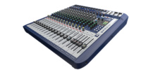 MEZCLADOR SOUNDCRAFT SIGNATURE 16
