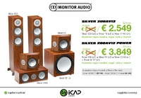 MONITOR AUDIO SILVER12 AV POWER