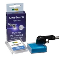 One-Touch Polymer Stylus Cleaner
