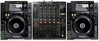 PIONEER 2 CDJ2000-NSX2 + DJM900NXS2