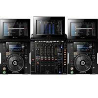 PIONEER  DJ 2 CDJ-TOUR1 + DJM-TOUR1