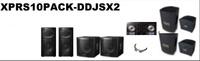 PIONEER DJ 2 XPRS10  + 2 XPRS115S + FUNDAS + DDJ-SX2