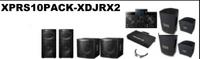 PIONEER DJ 2 XPRS10  + 2 XPRS115S + FUNDAS + XDJRX2 + MALETA