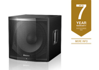PIONEER XPRS115S B-STOCK