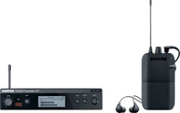 SHURE P3TER + AURICULARES 112