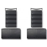 SISTEMA DAS ADVANCE LINE ARRAY 208A