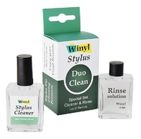 Winyl Stylus Duo Clean Set